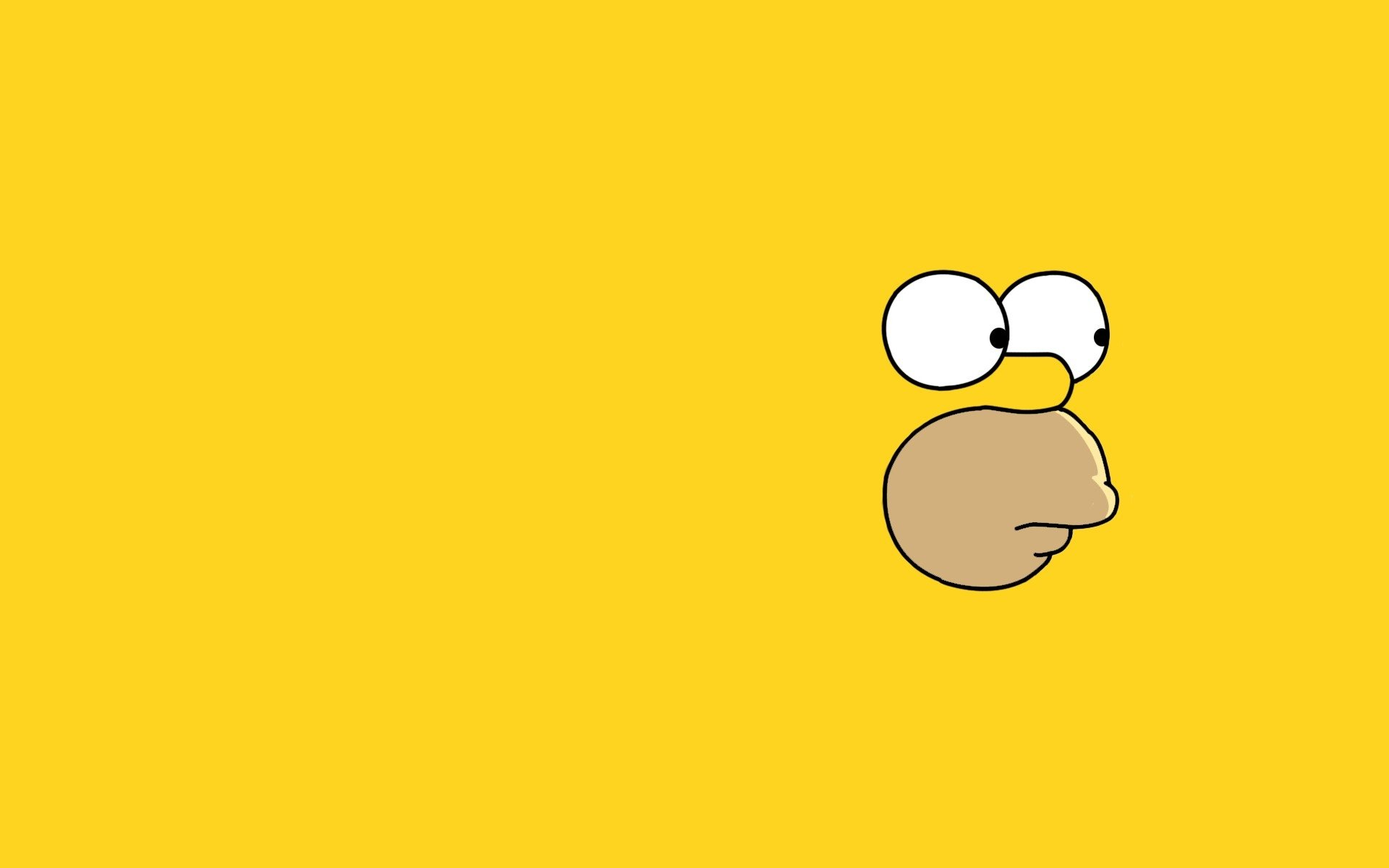Wallpaper iphone simpsons - Hd Wallpaper Background Id 400623