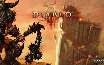 Video Game - Diablo III Wallpapers and Backgrounds ID : 400037