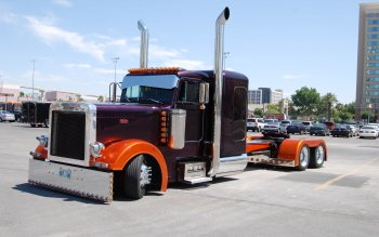 Vehicles - Peterbilt Wallpapers and Backgrounds ID : 400371