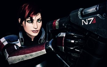 Video Game - Mass Effect Wallpapers and Backgrounds ID : 400602
