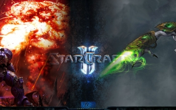 Video Game - StarCraft II: Heart Of The Swarm Wallpapers and Backgrounds ID : 400820