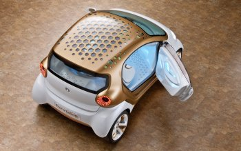 Vehicles - Smart Forvision  Wallpapers and Backgrounds ID : 400905