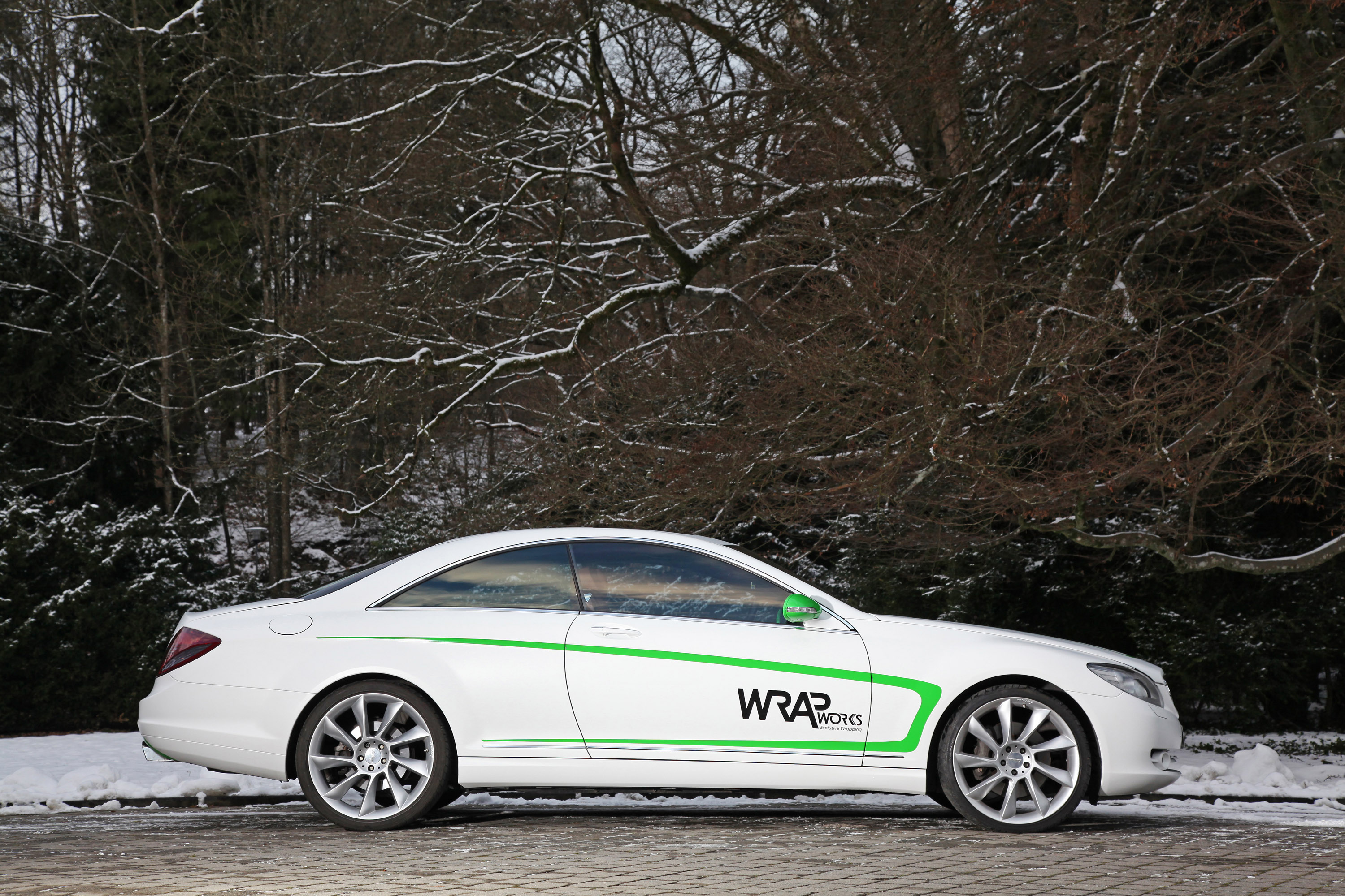Mercedes Benz Cl500 Hd Wallpaper Background Image 3000x2000 Id