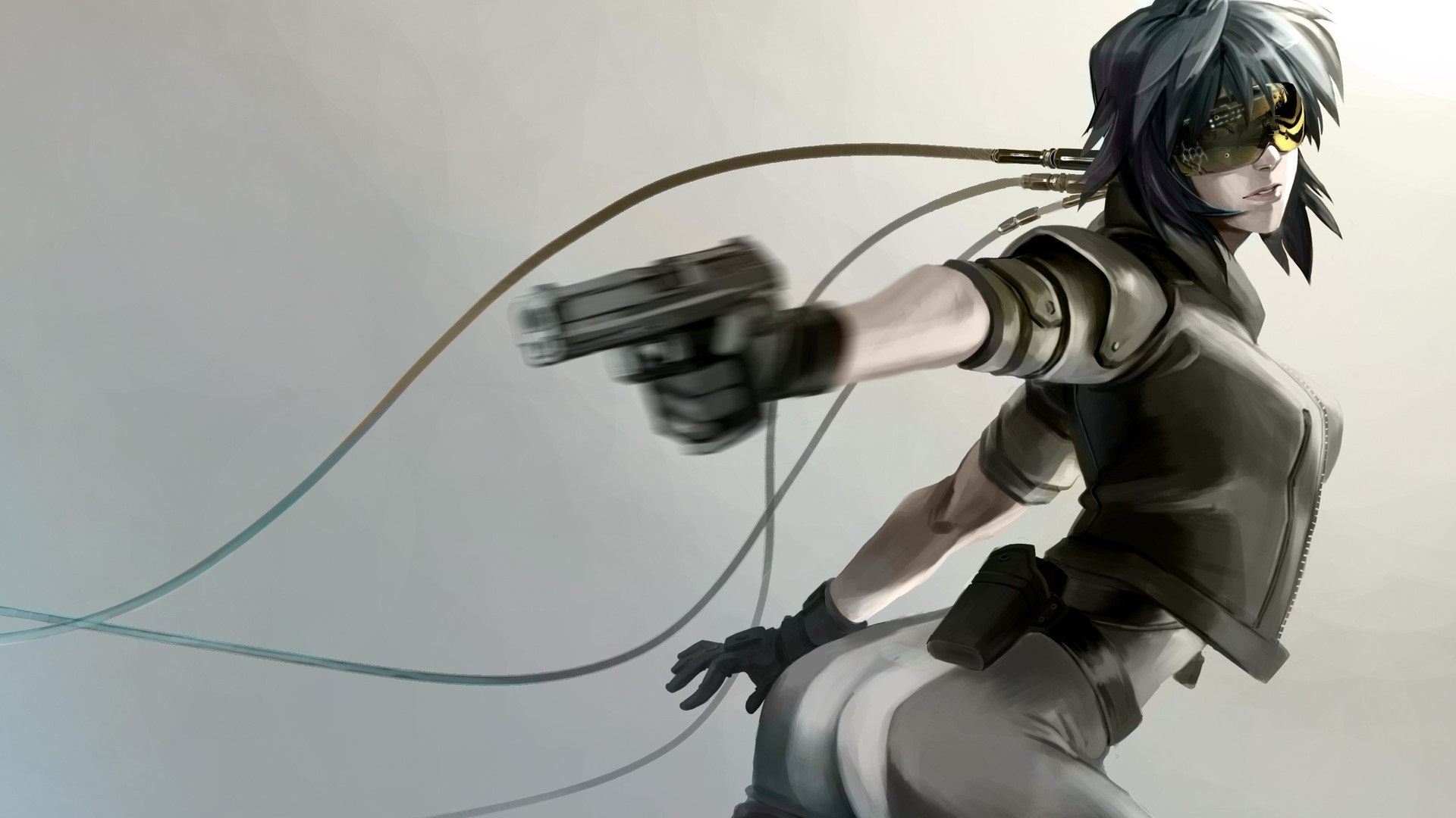 Motoko kusanagi ghost in the shell vs kasumi dead or alive 5