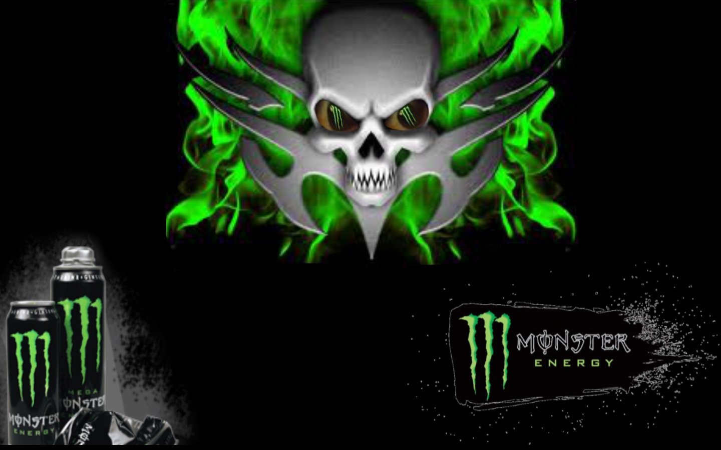 Monster Energy Wallpaper And Background Image 1440x900 Id 401451