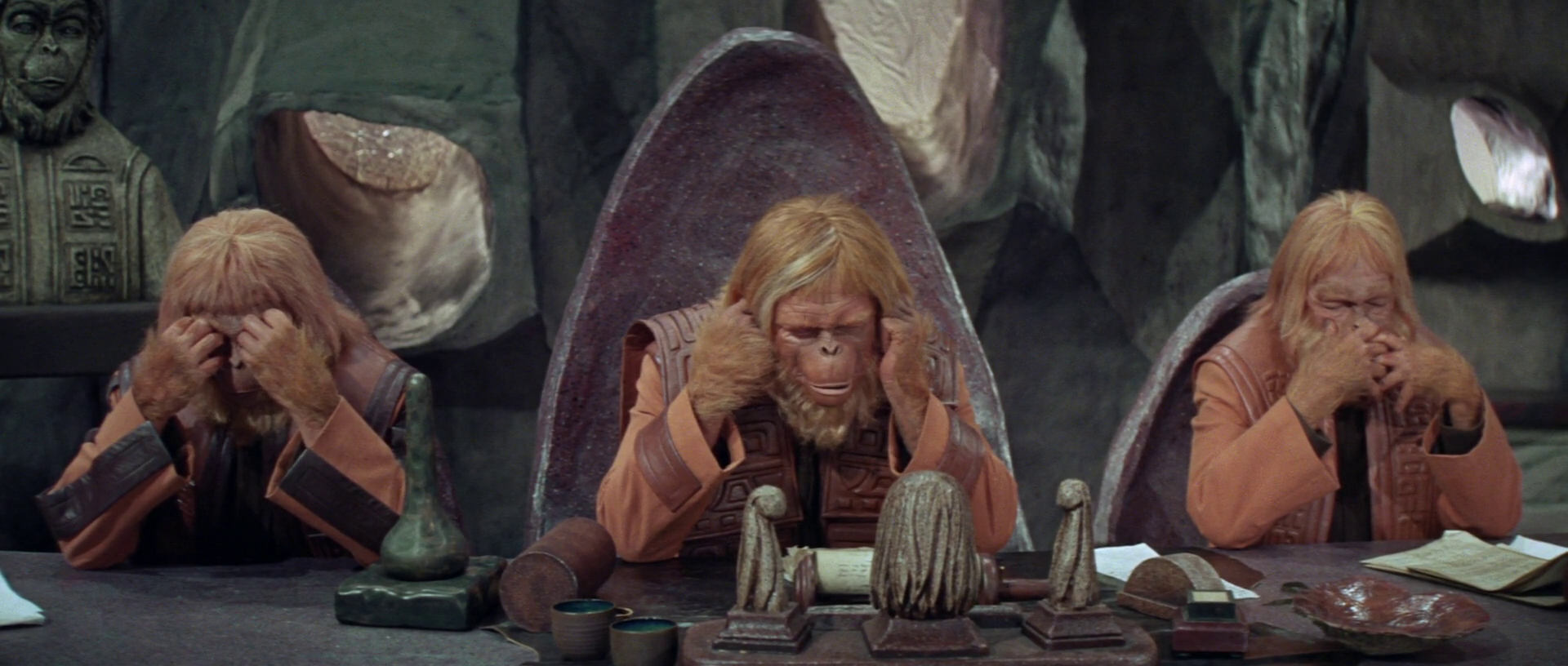 2 Planet Of The Apes 1968 Hd Wallpapers Background Images