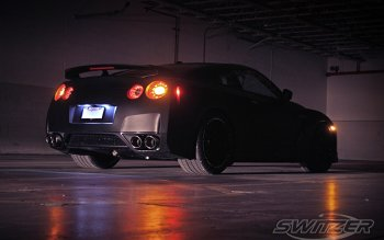 Veicoli - Nissan GT-R Wallpapers and Backgrounds ID : 401776
