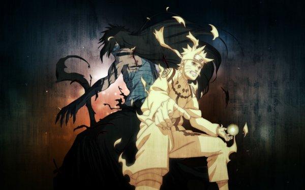 Anime Crossover Naruto Bleach Naruto Uzumaki Ichigo Kurosaki HD Wallpaper | Background Image