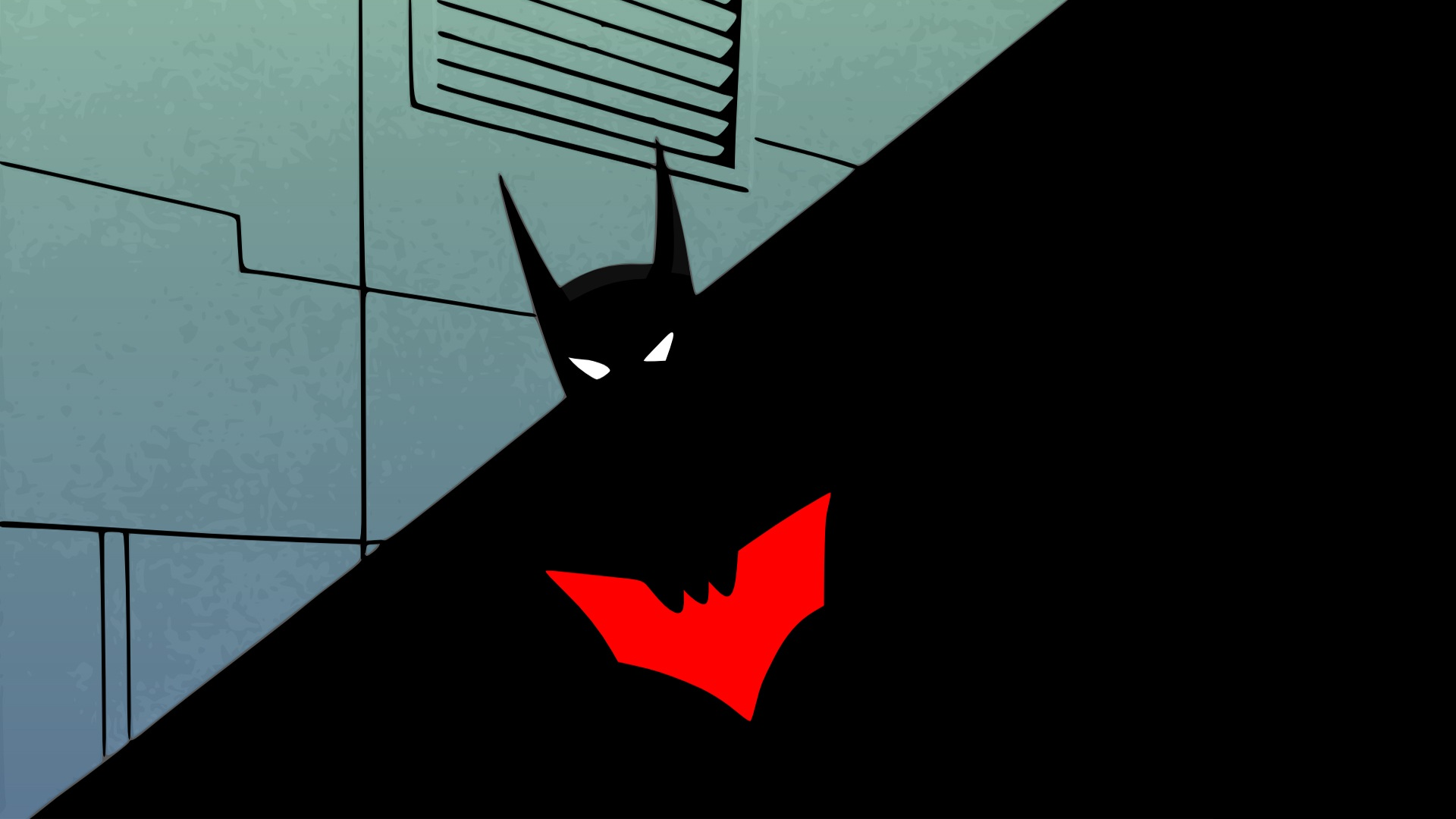 Batman Beyond HD Wallpaper | Background Image | 1920x1080 ...