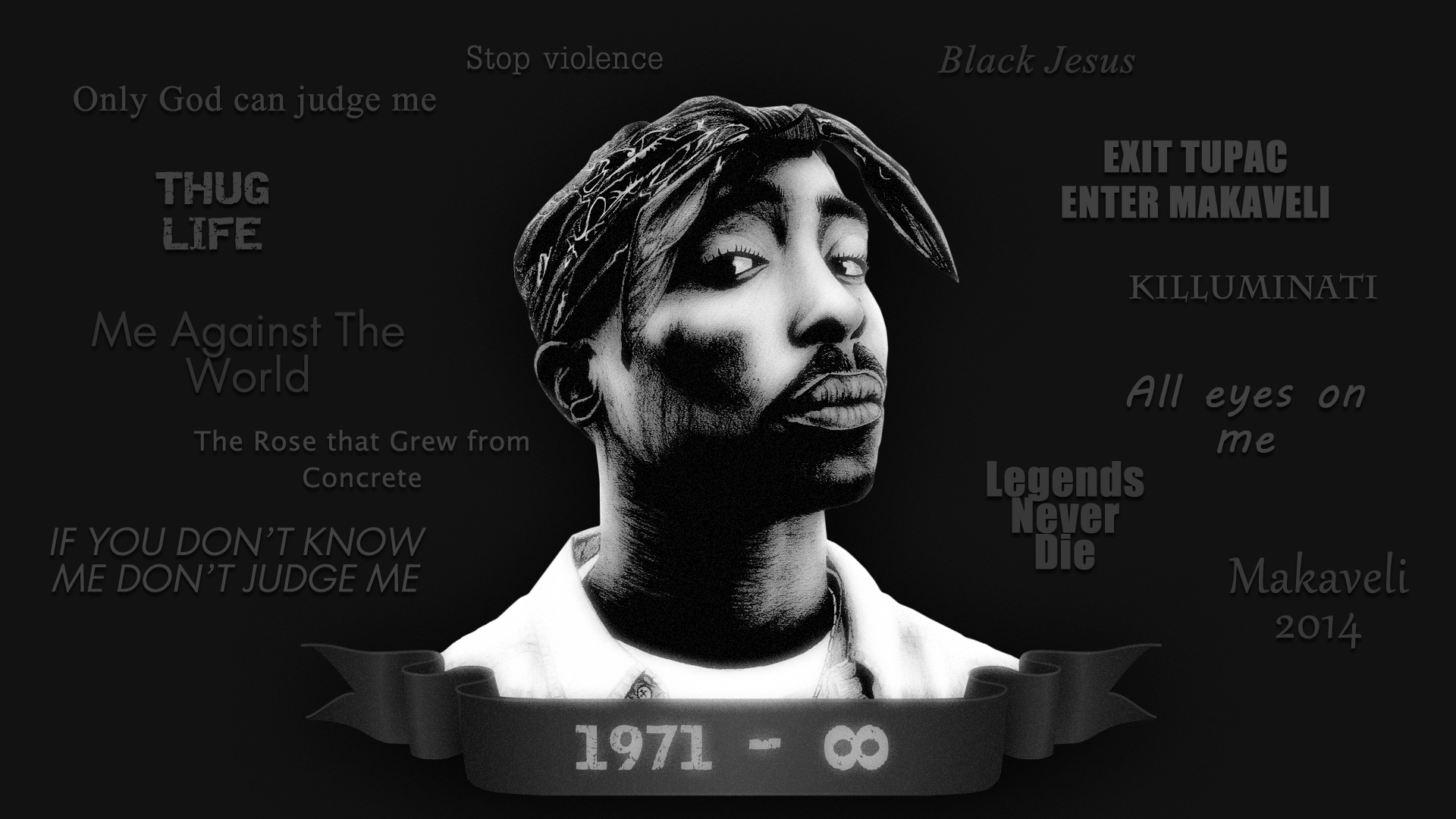 40 tupac wallpaper hd - photo #14