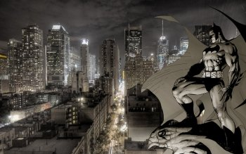 Comics - Batman Wallpapers and Backgrounds ID : 402454
