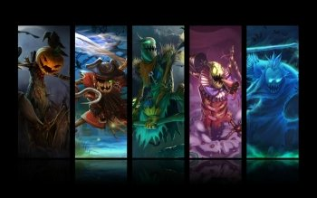 Video Game - League Of Legends Wallpapers and Backgrounds ID : 402576