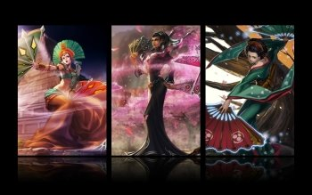 Video Game - League Of Legends Wallpapers and Backgrounds ID : 402591