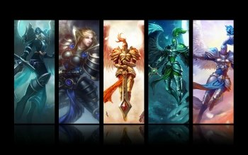 Video Game - League Of Legends Wallpapers and Backgrounds ID : 402594