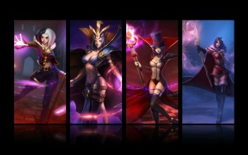 Video Game - League Of Legends Wallpapers and Backgrounds ID : 402595