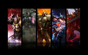Video Game - League Of Legends Wallpapers and Backgrounds ID : 402608