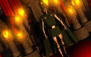 Strips - Doctor Doom Wallpapers and Backgrounds ID : 402962