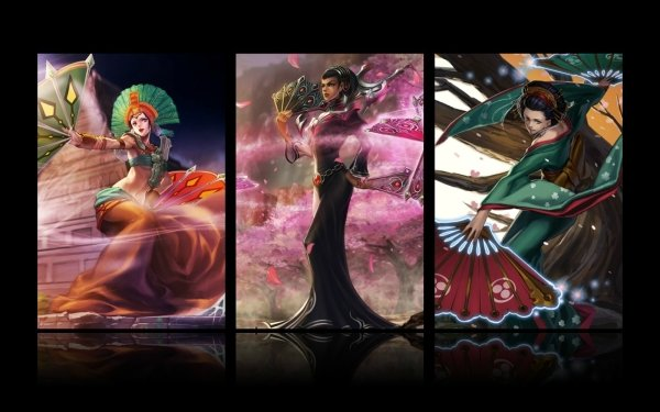 Video Game League Of Legends Karma HD Wallpaper   Background Image
