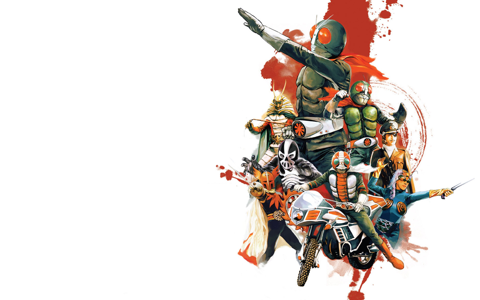 114 Kamen Rider HD Wallpapers | Background Images ...