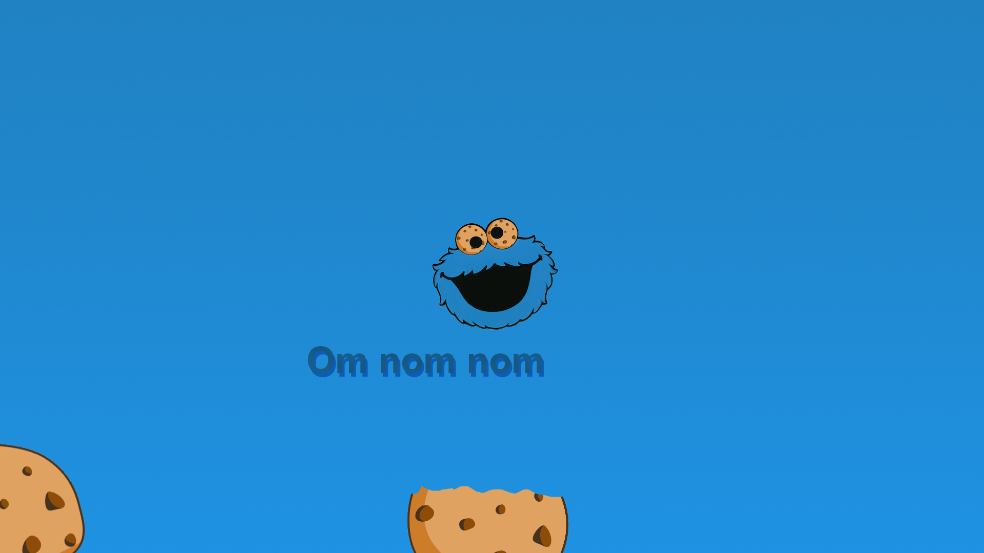 CookieMonster Full HD Wallpaper and Background 1920x1080 ID403202
