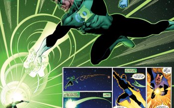 Comics - Green Lantern: Rebirth Wallpapers and Backgrounds ID : 403125