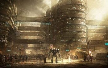 Sci Fi - City Wallpapers and Backgrounds ID : 403207
