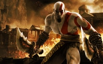 48 God Of War Hd Wallpapers Background Images Wallpaper
