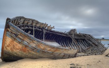 Fahrzeuge - Wreck Wallpapers and Backgrounds ID : 403927