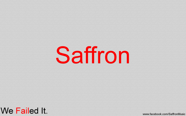 Music - saffron Wallpapers and Backgrounds