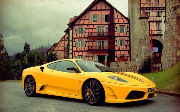 Vehicles - ferrari scuderia Wallpapers and Backgrounds