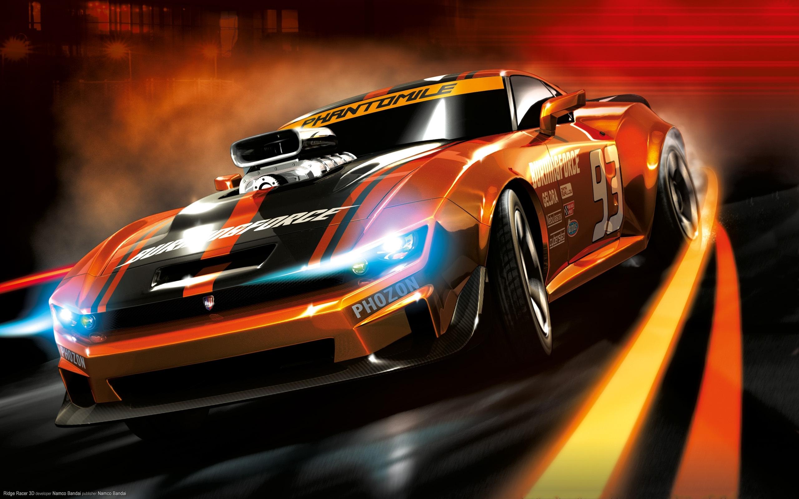 Free Ridge Racer 7 Wallpaper In 1280x800: Ridge Racer HD Wallpaper