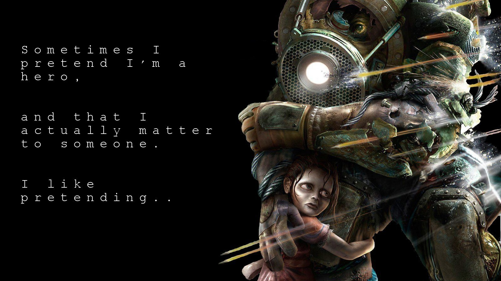 Bioshock Wallpaper and Background 1600x900 ID404676