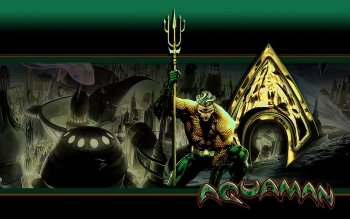 Комиксы - Aquaman Wallpapers and Backgrounds ID : 404006