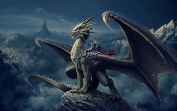 Fantasy - Dragon Wallpapers and Backgrounds ID : 404158