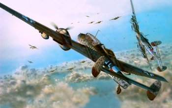 Military - Messerschmitt Bf 110 Wallpapers and Backgrounds ID : 404428