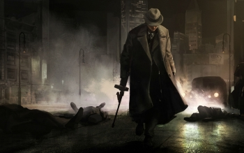 Artistic - Gangster Wallpapers and Backgrounds ID : 404704