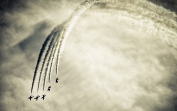 Militär - Air Show Wallpapers and Backgrounds ID : 404705