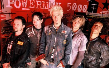 Music - Powerman 5000 Wallpapers and Backgrounds ID : 405391