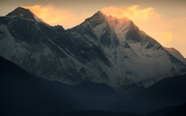 Earth Mountain Mountains Himalayas Mount Everest HD Wallpaper | Background Image