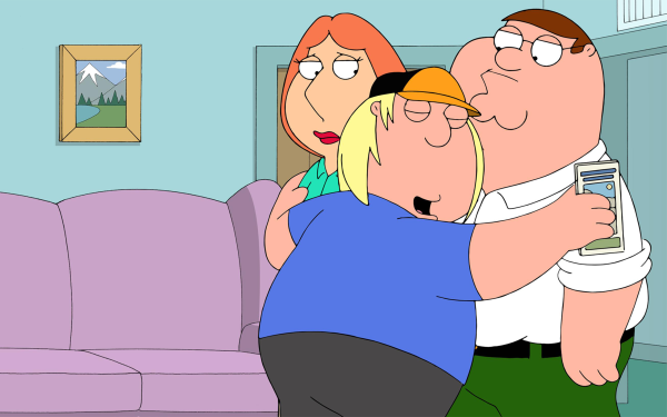 TV Show Family Guy Peter Griffin Lois Griffin Chris Griffin HD Wallpaper | Background Image