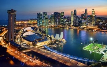 Рукотворное - Singapore Wallpapers and Backgrounds ID : 406038