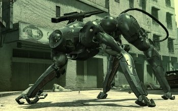 Video Game - Metal Gear Wallpapers and Backgrounds ID : 406270