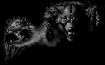 Dark - Werewolf Wallpapers and Backgrounds ID : 406454