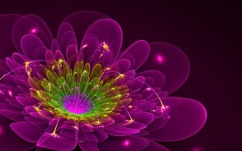 Abstrakt - Fractal Wallpapers and Backgrounds ID : 406970