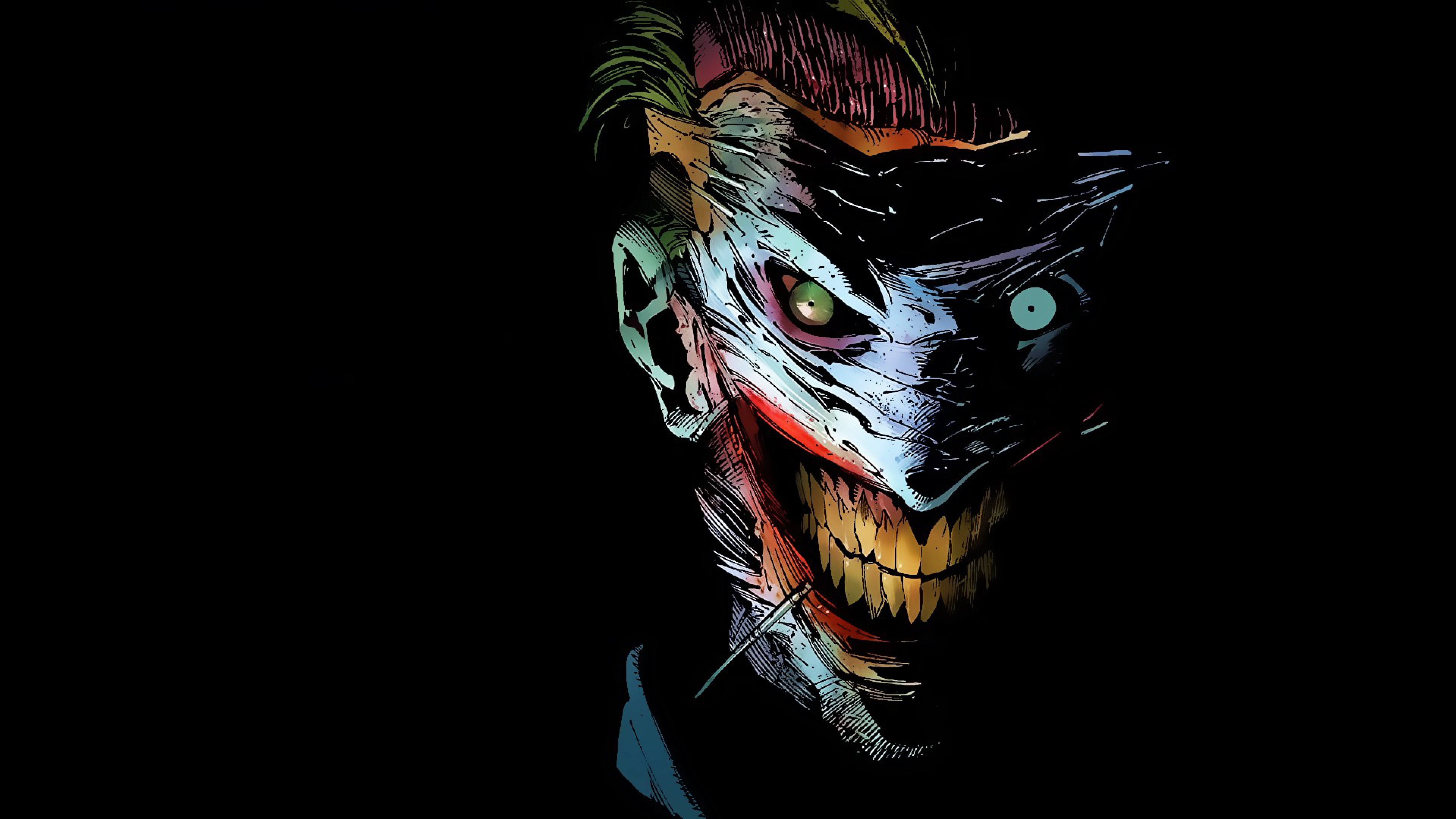 595 Joker Hd Wallpapers Background Images Wallpaper Abyss