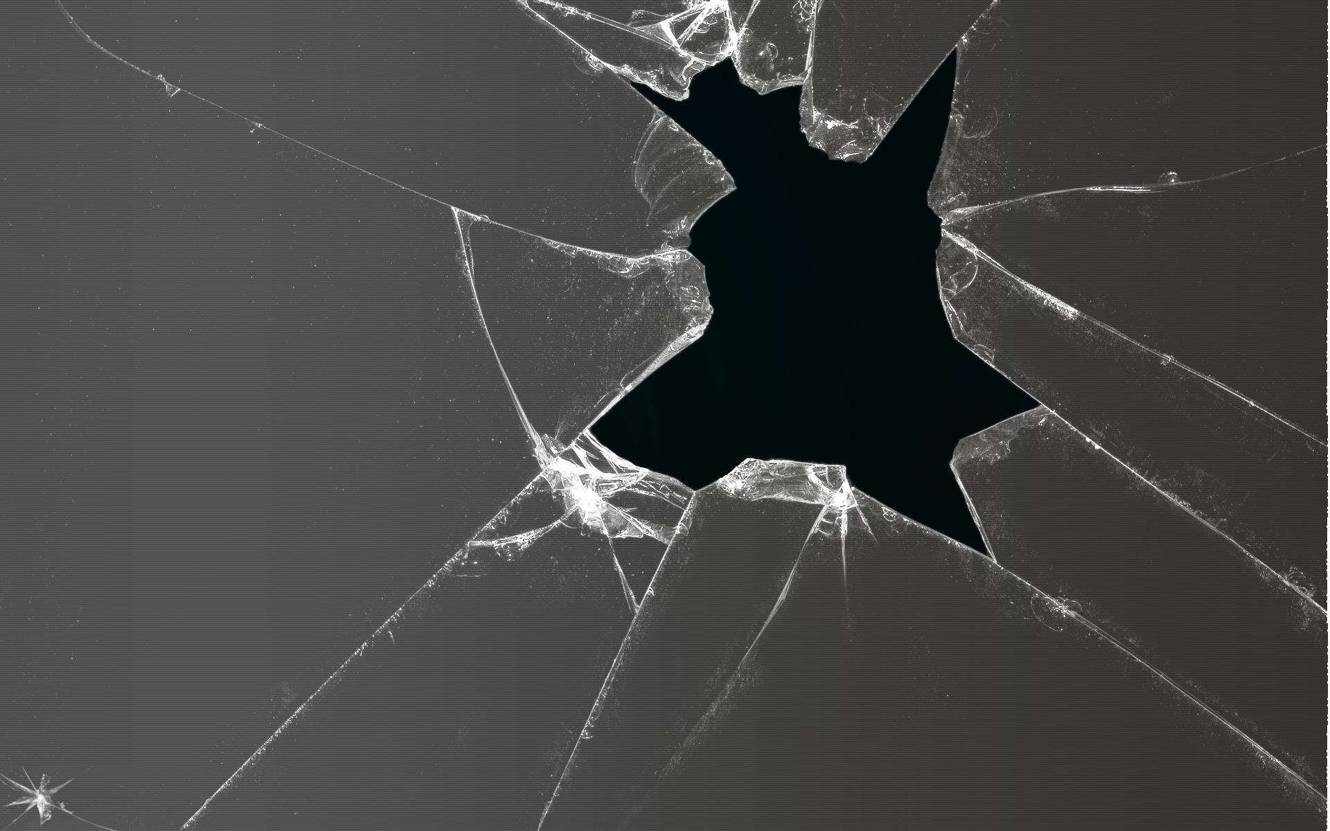 Broken Glass Full HD Wallpaper And Background Image