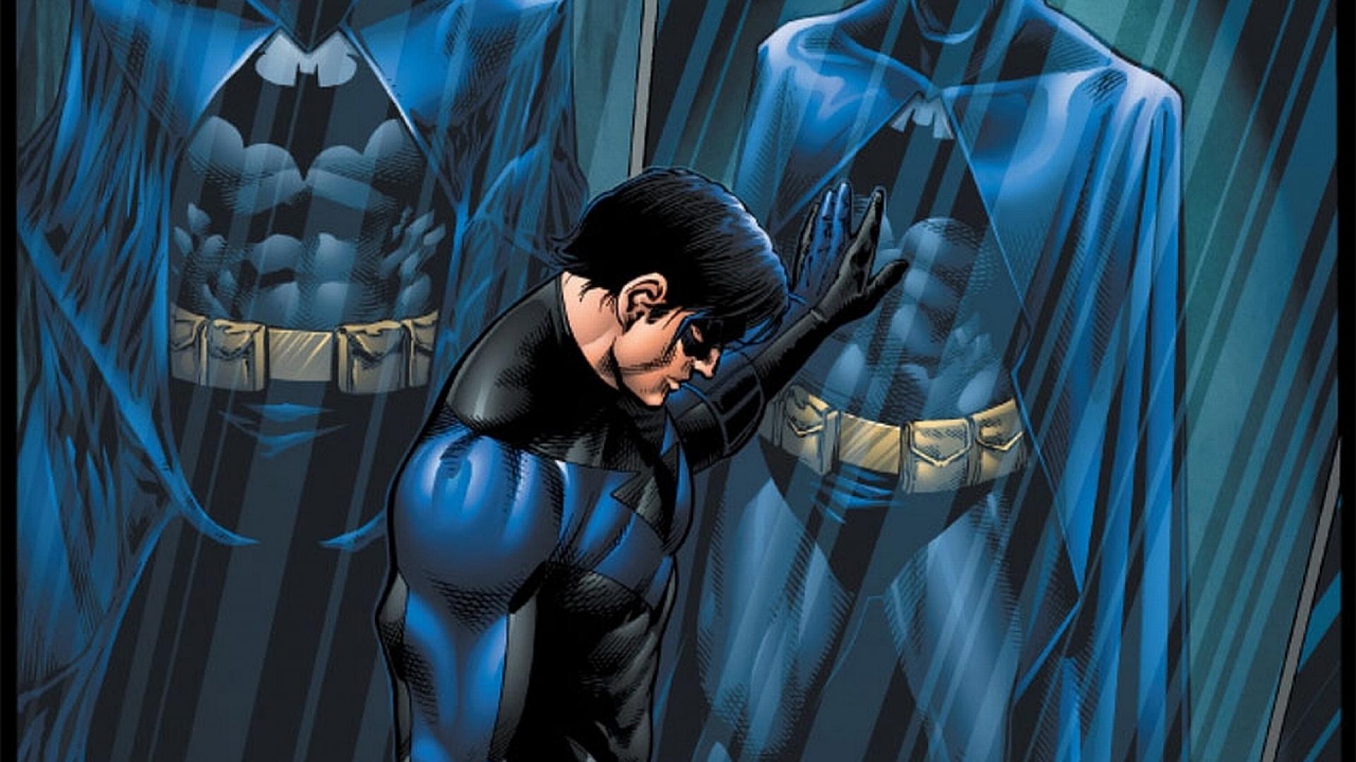 Nightwing HD Wallpaper