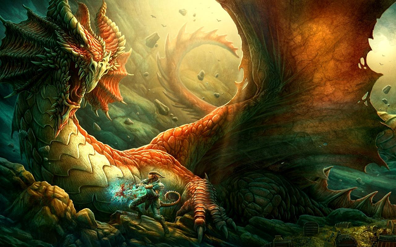 Fantasy art  - Page 25 408830