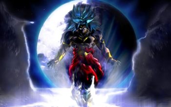 Preview Broly (Dragon Ball)