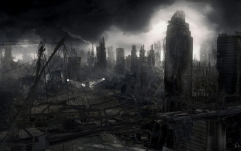 Sci Fi - Post Apocalyptic Wallpapers and Backgrounds ID : 408719